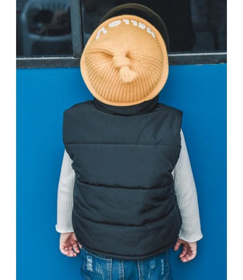 Children's Button Down Vest